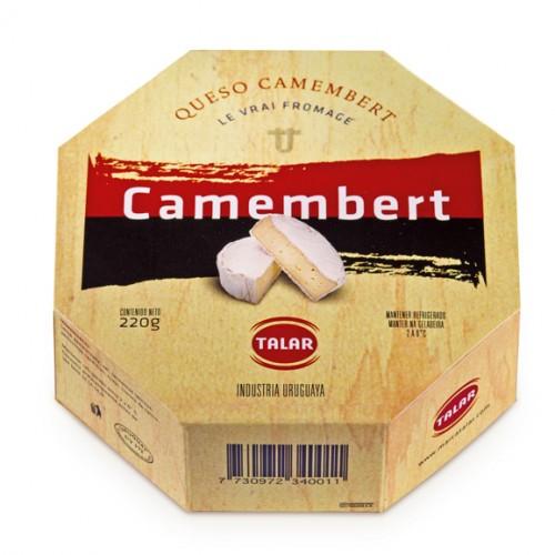 Lácteos Talar, Uruguay. Packaging de productos pemium.